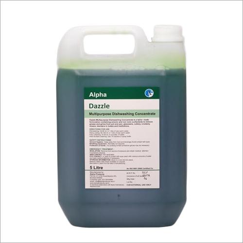 5 Ltr Multipurpose Dishwashing Liquid Concentrate
