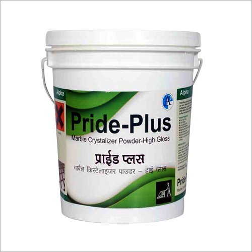 High Gloss Marble Crystalizer Powder