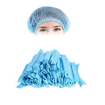 Non Woven Disposable Bouffant Cap