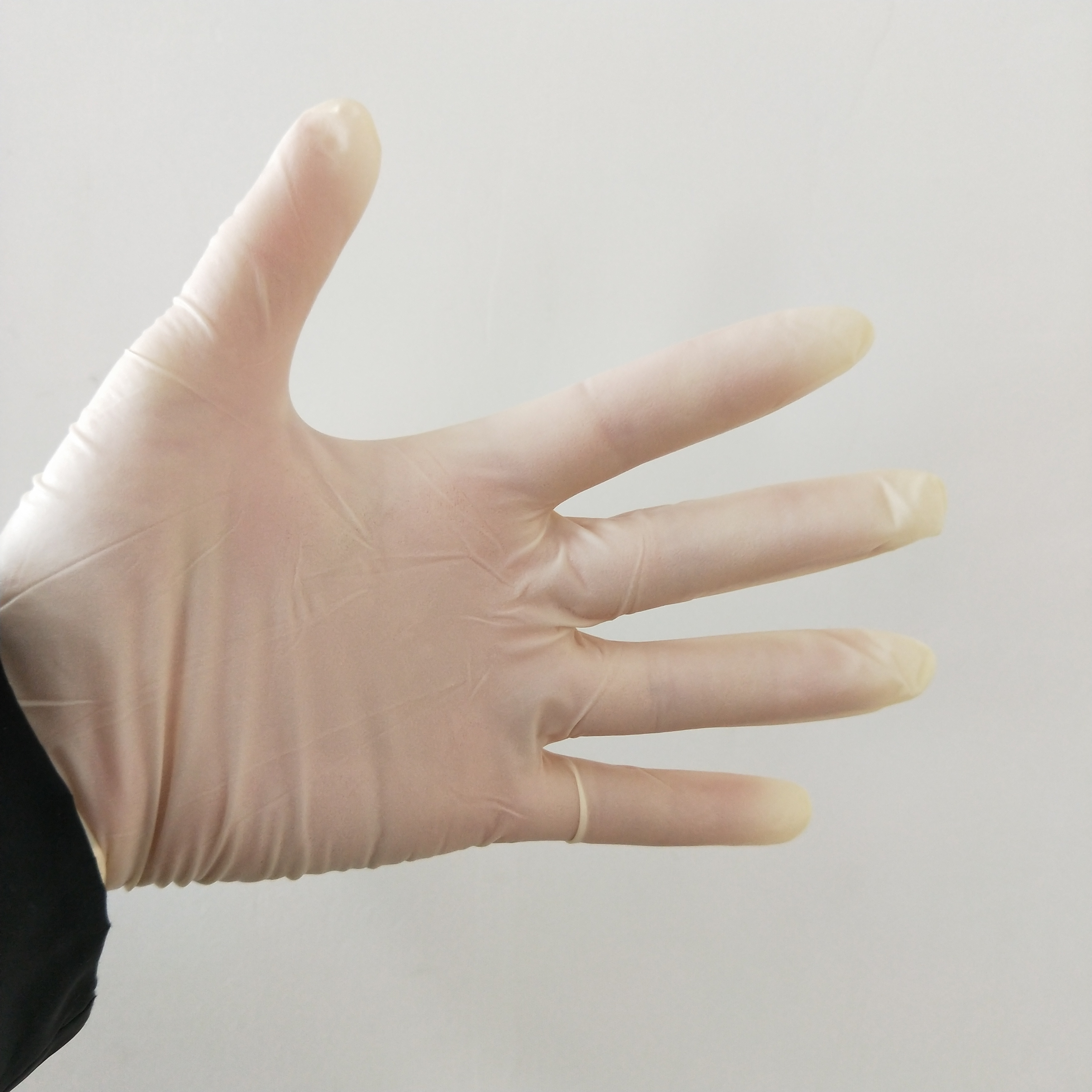 Good quality Disposable Latex/Nitrile Medical Examination Gloves
