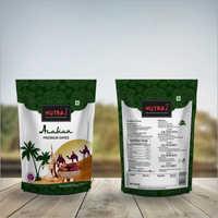 Mockup Arabian Dates