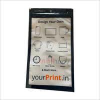 Printed Zipper Bag