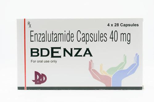 BDENZA 40MG CAPSULES