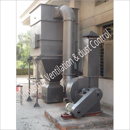 Manual Type Dust Collection System