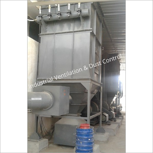 Pulse Jet Type Dust Collection System
