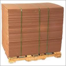 Corrugated Shipping Pads