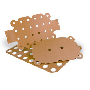 Die Cut Corrugated Pads