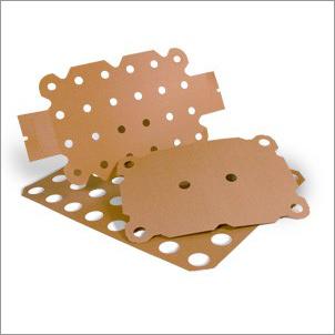 Die Cut Corrugated Pads
