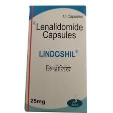 LINDOSHIL 25MG TABLETS