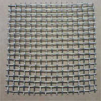 Double Crimp Wire Mesh