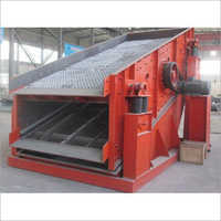 Vibrating Screen With Clamping