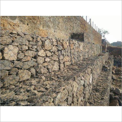 Stone Gabion Boxes