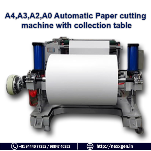 Automatic Paper Cutt