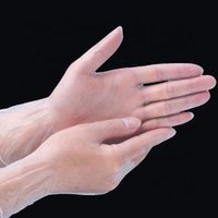 Surgical Gynaecology New Disposable Latex Gloves