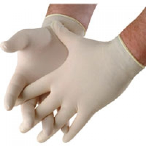 latex Examination Disposable Gloves