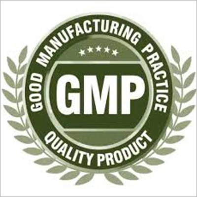 GMP Compliance Certification Services