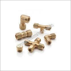 Brass Parker Fittings