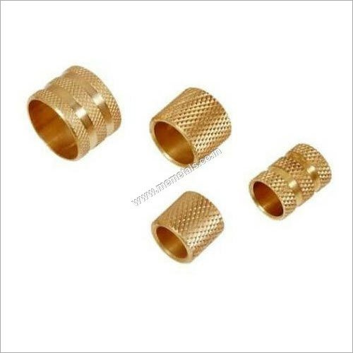 Brass Knurling Bush