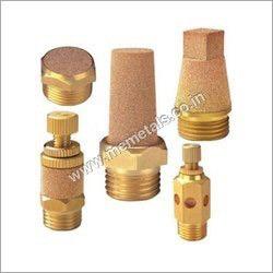 Brass Pneumatic Silencer
