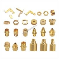 Brass Pneumatic Part