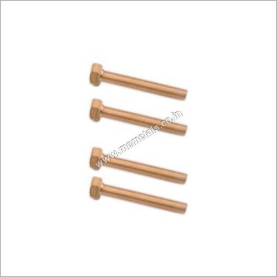Brass Hex Head Bolt