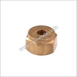 Brass Automobile Nuts