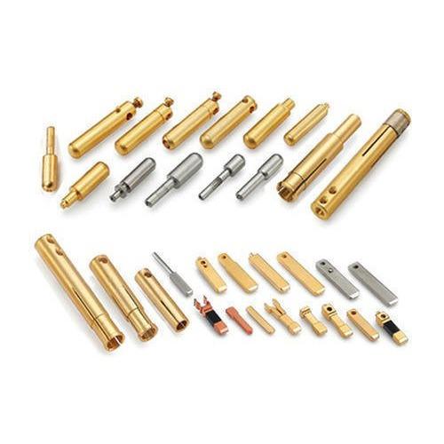 Brass Industrial Pin Socket