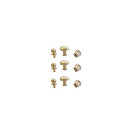 Brass Hardware Knobs