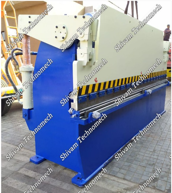 MS Sheet Bending Machine