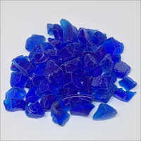 Semi Transparent Blue Silica Gel