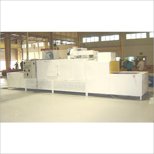 Oil Drying Conveyor Oven