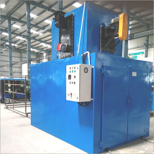 Batch Type Paint Curing Oven