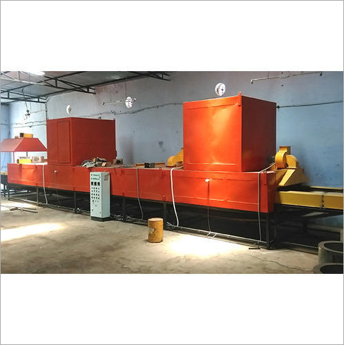 Geo Mat Coating Plant