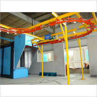 Washing Machine Painting Plant