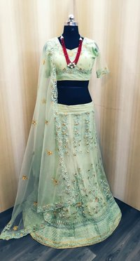 Party wear lehenga choli