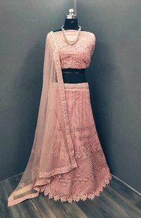 Designer party wear lahenga choli