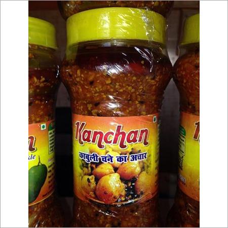 Kabuli Chana Pickle