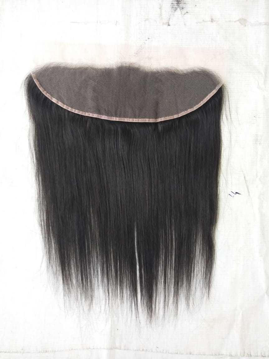 Straight transparent Frontal ,Natural Straight lace frontal HD swiss Lace transparent
