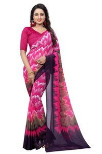 Designer Boutique  Saree Attech Blouse