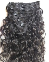 Indian Curly Clip In Hair