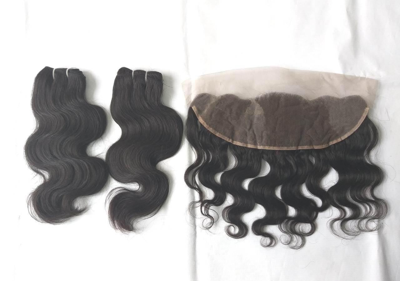Unprocessed Body Wave Human Hair,Cuticle Aligned Virgin Human Hair Weave