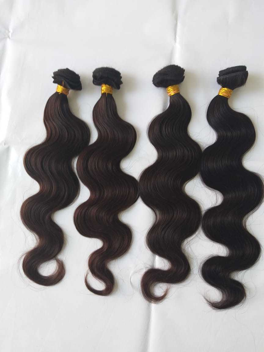 100% virgin human hair top quality Virgin Body Wave Hair