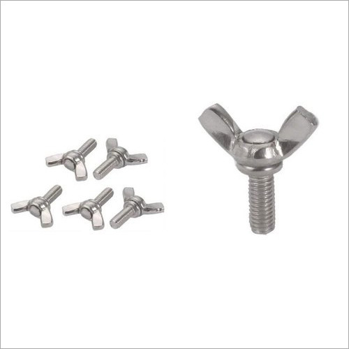 Stainless Steel Wing Bolt-Material Grade