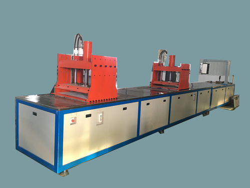 Hydraulic Press Pultrusion Equipment