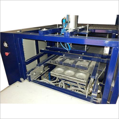 Fully Automatic Thermacol Disposal Machine