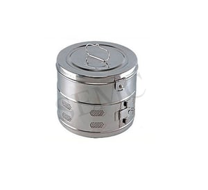 Dressing Drum  Jointed (Stainless Steel )