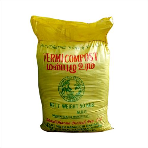 50 kg Vermicompost Fertilizer