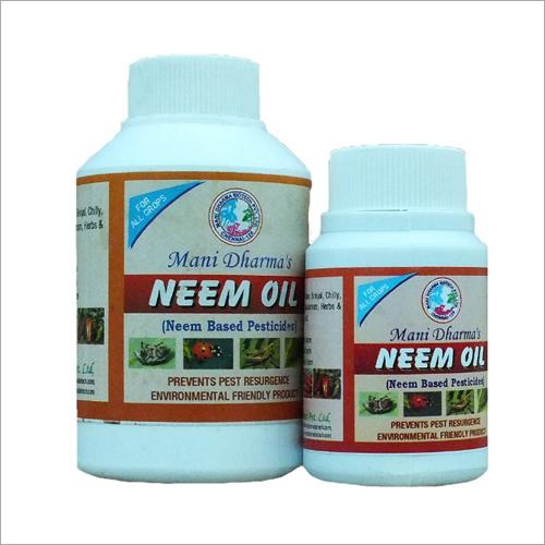 Neem Oil Based Pesticides