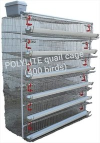 Polylite Quail Cage