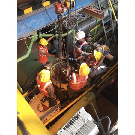 Onsite valve servicing